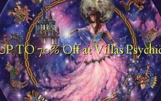 OP TIL 70% Off ved Villas Psychic