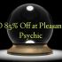 UP TO 85% Off at Pleasant Hope Psychic