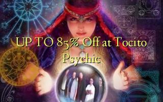 OP TIL 85% Off på Tocito Psychic