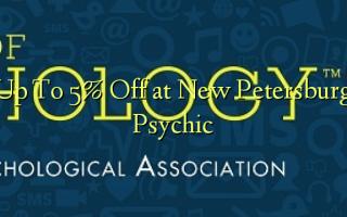Op til 5% Off ved New Petersburg Psychic