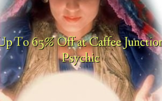 Caffee လမ်းဆုံအကြားအမြင်ရမှာဟာ Off 65% အထိ