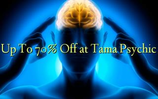 Tusa i le 70% Off i Tama Psychic