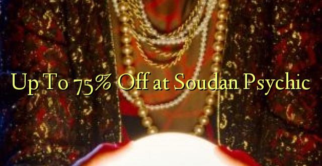 Op til 75% Off på Soudan Psychic