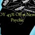 ENJOY 45% Off at Newquay Psychic