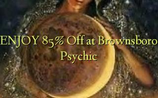 ENJOY 85% Off at Brownsboro Psychic