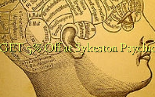 GET 5% Off i Sykeston Psychic