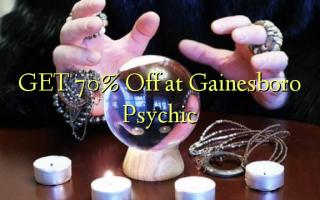 GET 70% Off at Gainesboro Psychic