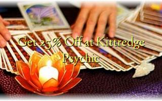 Få 25% Off på Kittredge Psychic