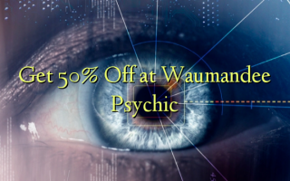 Få 50% Off ved Waumandee Psychic