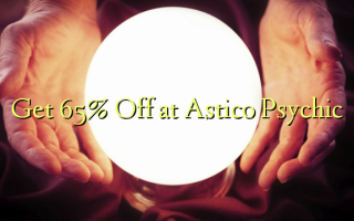 Get 65% Off at Astico Psychic