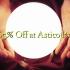 Astico Psychic-da 65% o'chirib qo'ying