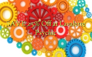 SAʻO 25% Off i le Psychic Psychiatry