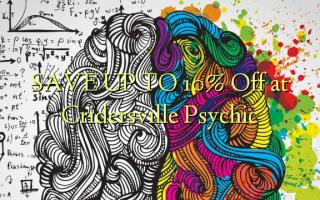 Faʻasoa i 10% Off i Cridersville Psychic