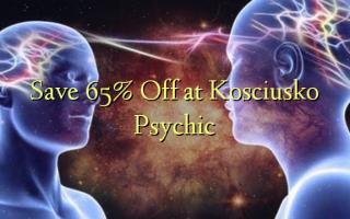 Save 65% Off at Kosciusko Psychic