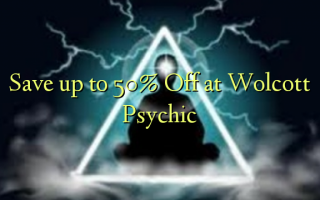 በ Wolcott Psychic እስከ 50% ቅናሽ ይቆጥቡ
