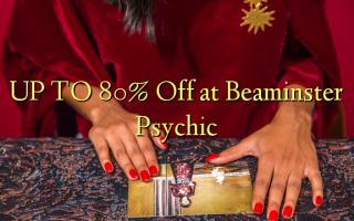 OP TIL 80% Off ved Beaminster Psychic