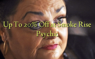 Up To 20% Off at Smoke Rise Psychic