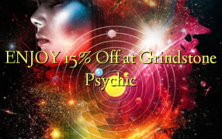 Nyd 15% Off ved Grindstone Psychic