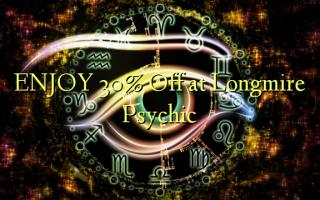 TUSI 30% Off i Longmire Psychic