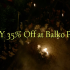 ENJOY 35% Off at Balko Psychic