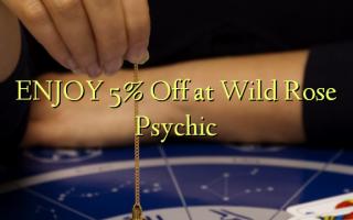 Nyd 5% Off på Wild Rose Psychic