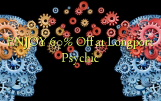 ENJOY 60% Off at Longport Psychic