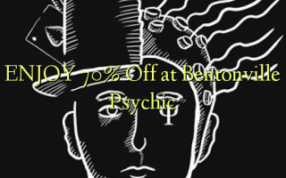 Nyd 70% Off ved Bentonville Psychic