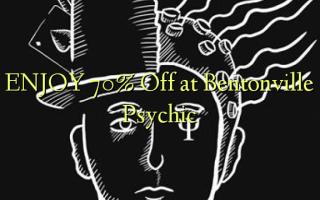 ENJOY 70% Off at Bentonville Psychic