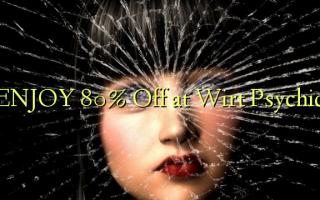 ENJOY 80% Off at Wirt Psychic