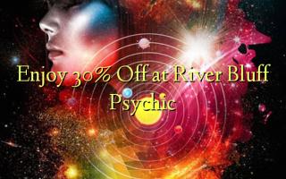 Enjoy 30% Off at River Bluff Psychic