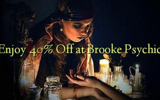 Наслаждайтесь 40% Off в Brooke Psychic