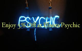 Fiafia 5% Off i Elnora Psychic