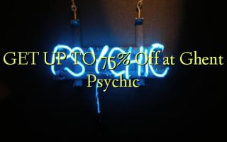 GETULU I 75% Off i Ghent Psychic
