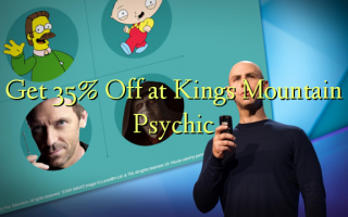 Get 35% Off at Kings Mountain Psychic