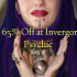 Get 65% Off at Invergordon Psychic