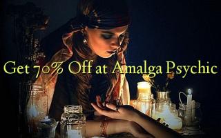 Получите 70% Off на Amalga Psychic