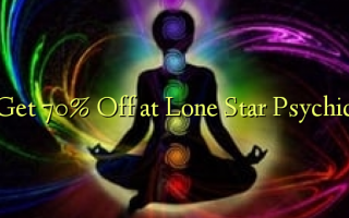 Get 70% Off at Lone Star Psychic