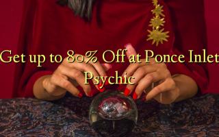 Få op til 80% Off ved Ponce Inlet Psychic