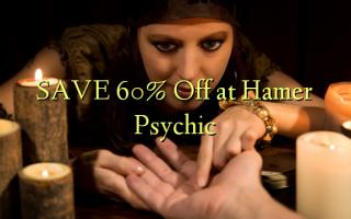 SAVE 60% Off at Hamer Psychic