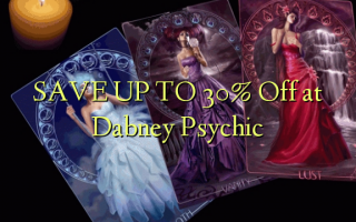 SAVE UP TO 30% Toka kwenye Dabney Psychic