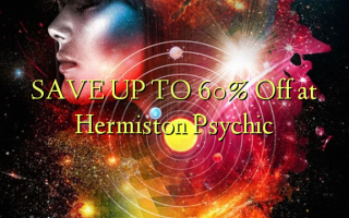 SAVE UP TO 60% Kutoka kwenye Hermiston Psychic