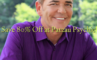 Save 80% Off i le Patzau Psychic
