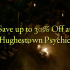 Save up to 30% Off at Hughestown Psychic