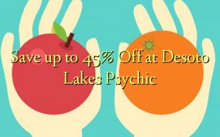 Spar op til 45% Off ved Desoto Lakes Psychic