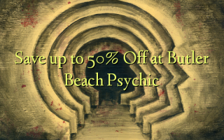 Save up to 50% Off at Butler Beach Psychic