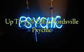 Up To 35% Off i Fordsville Psychic