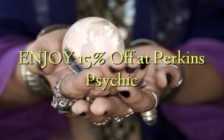 ENJOY 15% Off at Perkins Psychic