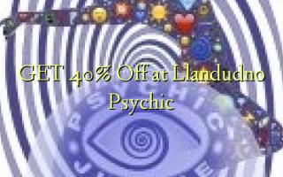 GET 40% Off at Llandudno Psychic