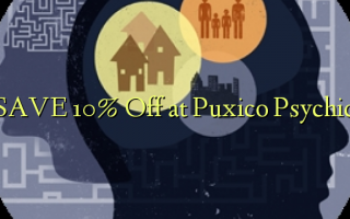 SAVE 10% Off at Puxico Psychic