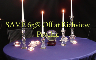 SAVE 65% Off at Richview Psychic